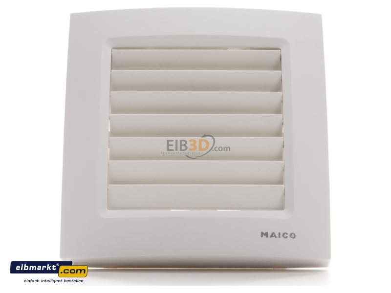 small room ventilator surface mounted eca 120 k. Black Bedroom Furniture Sets. Home Design Ideas