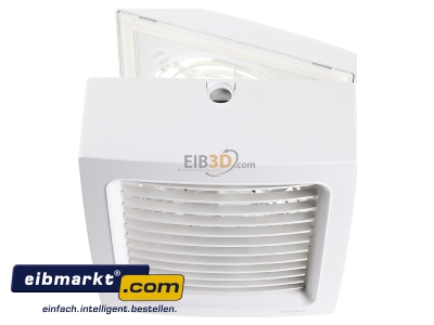 View up front Maico EVN 15 Window ventilator 240m�/h 150mm