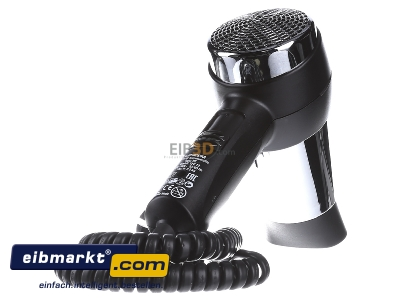 Back view Starmix TFC 12 sw/chr Handheld hair dryer 1200W