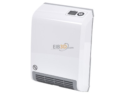 View up front EHT AEG VH 213 Fan force heater 2000W