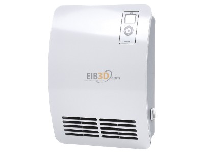 Front view EHT AEG VH Comfort Fan force heater 2000W 2-step switch