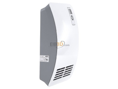 View on the left EHT AEG VH Comfort Fan force heater 2000W 2-step switch
