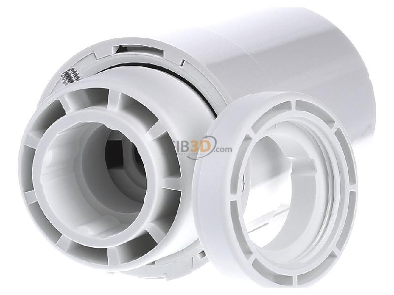 clock thermostat digital white 014g0002. Black Bedroom Furniture Sets. Home Design Ideas