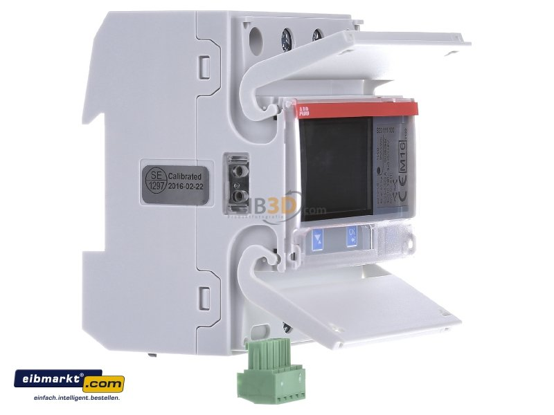Direct kilowatt-hour meter 5A B23 111-100