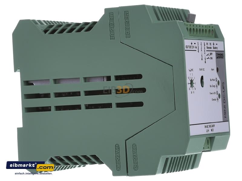 Online-UPS 100   240V 4VA Mini-DC-UPS/12DC/4