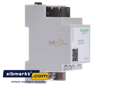View on the left Schneider Electric LSS100100 HomeLYnk Logiksteuerung