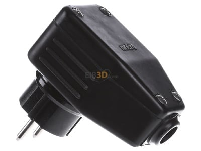 View on the left Nolta 81 0322 Motor protection plug 3,5A