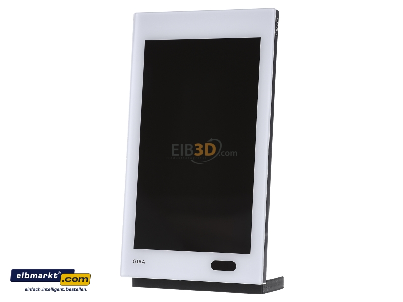 raumbediengert g1 up 230v glas wei 206712. Black Bedroom Furniture Sets. Home Design Ideas