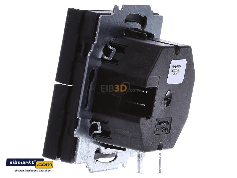eib knx touch sensor 2 fold 6126 01 81. Black Bedroom Furniture Sets. Home Design Ideas