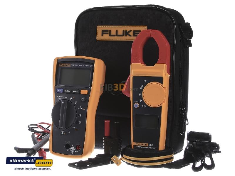 Measuring instrument set FLUKE-116/323