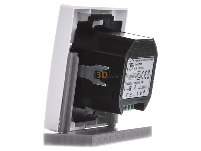 View on the right Rademacher 5625-UW Roller shutter control flush mounted