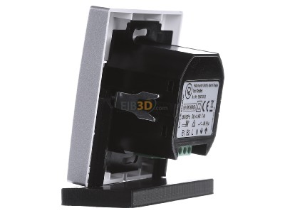 View on the right Rademacher 5625-AL Roller shutter control flush mounted